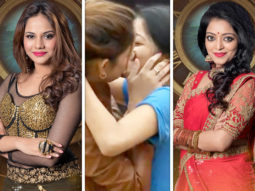 Bigg Boss Tamil 2 Liplock between Aishwarya Dutt and Janani create furore