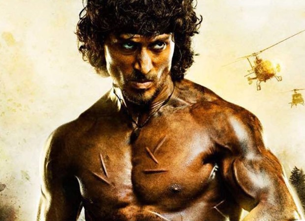 CONFIRMED! Tiger Shroff's Rambo to release on October 2, 2020