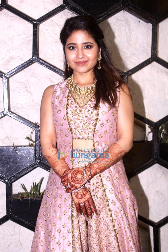 Celebs grace Shweta Tripathi's wedding bash (6)