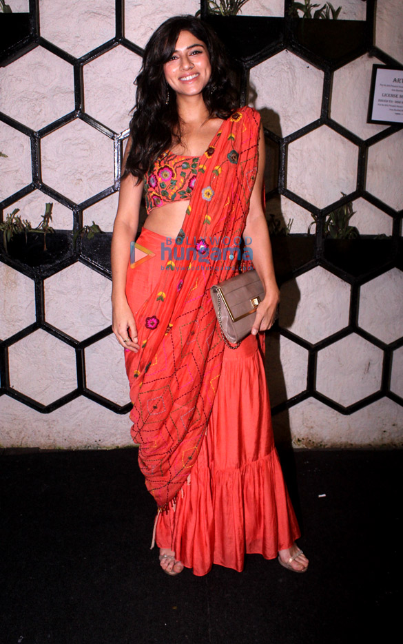 Celebs grace Shweta Tripathi's wedding bash1 (4)