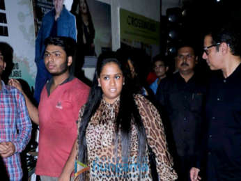Celebs grace the special screening of Race 3