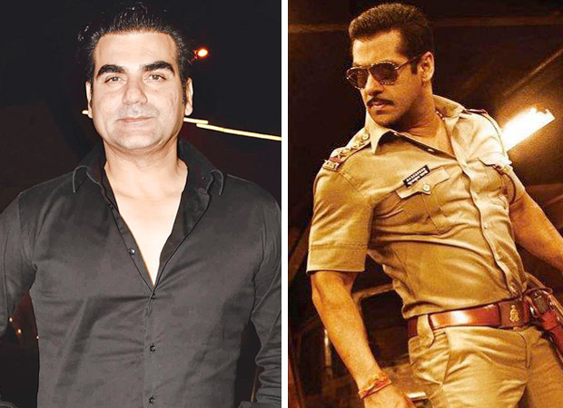 EXCLUSIVE Arbaaz Khan confirms the look tests for Salman Khan starrer Dabangg 3 have begun