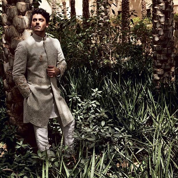 Fawad Khan and Mahira Khan for Brides Today photoshoot (4)