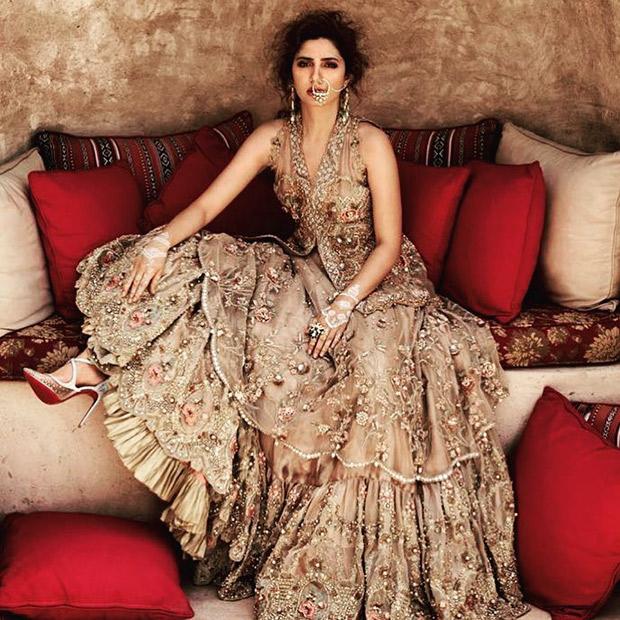 Fawad Khan and Mahira Khan for Brides Today photoshoot (6)