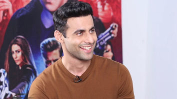 Freddy Daruwala talks about playing the VILLAIN's role in RACE 3