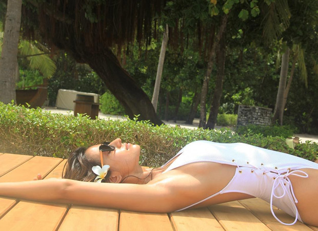 HOT! Disha Patani Posts Bikini Pictures From Her Holiday