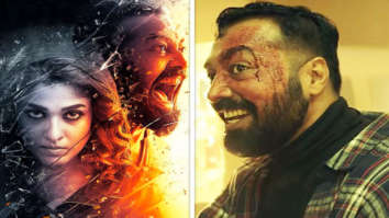 Imaikka Nodigal trailer Anurag Kashyap looks MENACING as the psycho killer in this Tamil film starring Nayanthara