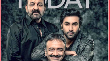 Sanjay Dutt On The Cover Of India Today, July 2018