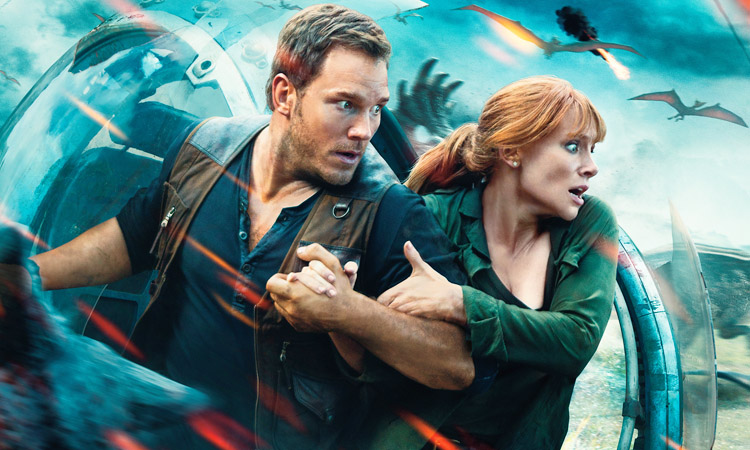 Movie Review: Jurassic World - Fallen Kingdom (English)