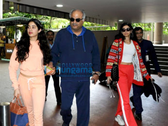 Kareena Kapoor Khan, Gauahar Khan and others snapped at the airport