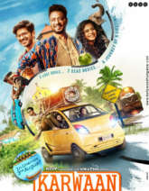 First Look Of Karwaan
