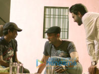 On The Sets Of The Movie Kathor