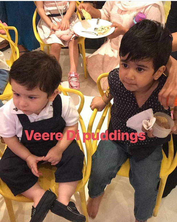 Laksshya Kapoor birthday party INSIDE pics and videos: Taimur Ali Khan chills with Roohi, Yash Johar, impresses with his cool moves