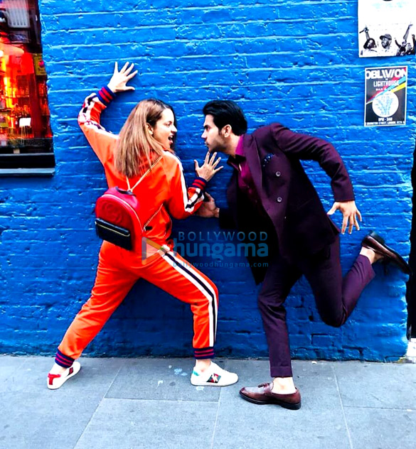 Mental Hai Kya: Kangana Ranaut and Rajkummar Rao get goofy in London