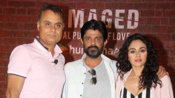 "Neeraj Roy ""The beauty of DIGITAL MEDIUM is that…"" Amruta Khanvilkar Amit Damaged"