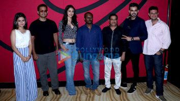 Navneet Kaur Dhillon snapped at a film screening