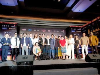 Press conference of IIFA 2018 in Bangkok
