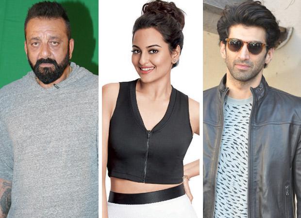 Revealed: Sanjay Dutt kicks off SHOOT for Kalank with Sonakshi Sinha and Aditya Roy Kapur