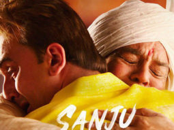 SANJU Ranbir Kapoor and Paresh Rawal re-create the ICONIC Jaadu Ki Jhappi moment from Munnabhai MBBS