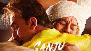 SANJU Ranbir Kapoor and Paresh Rawal re-create the ICONIC Jaadu Ki Jhappi moment from Munnabhai MBBS