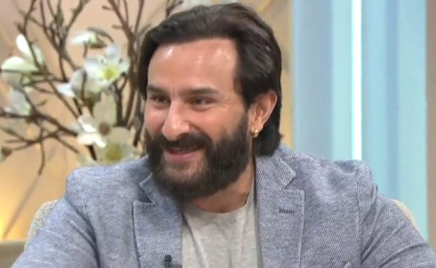 Saif Ali Khan talks about Sacred Games, Taimur's popularity, working mom Kareena Kapoor Khan and making a biopic on his dad on Lorraine
