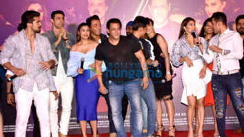 Salman Khan, Jacqueline Fernandez, Saquib Saleem, Daisy Shah and others grace the launch of the track 'Allah Duhai Hai' from Race 3