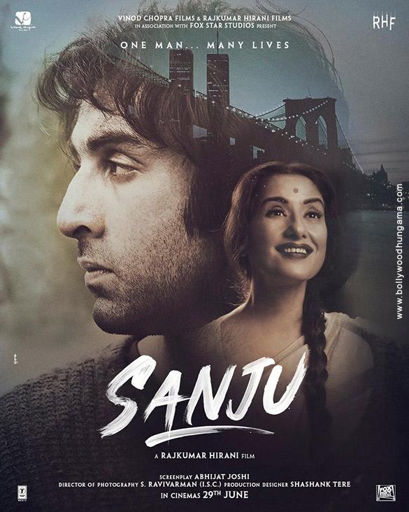 Check out the new poster featuring Manisha Koirala as Nargis Dutt in Ranbir Kapoor starrer Sanju
