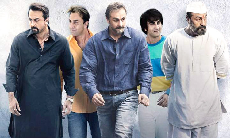 Movie Review: Sanju