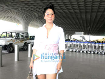 Shraddha Kapoor, Suniel Shetty, Urvashi Rautela and others snapped at the airport
