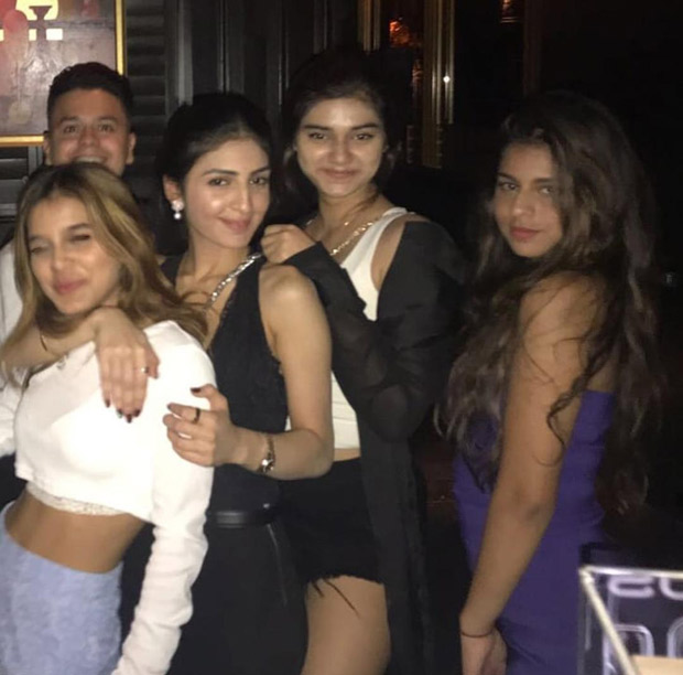 WATCH: Suhana Khan is her cheerful self while partying with friends and dancing on Rihanna's 'What's My Name'
