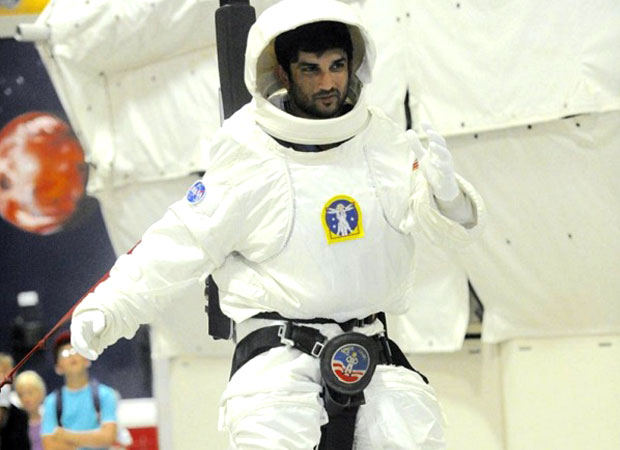 Sushant Singh Rajput's new address is the MOON, literally!