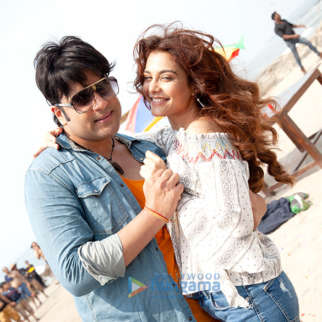 Movie Stills Of The Movie Teri Bhabhi Hain Pagle