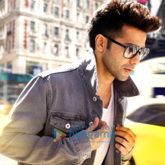 Celeb Photos Of Varun Dhawan