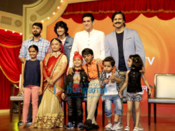 Vivek Oberoi and Omung Kumar snapped at Zee TV India's Best Dramebaaz press conference
