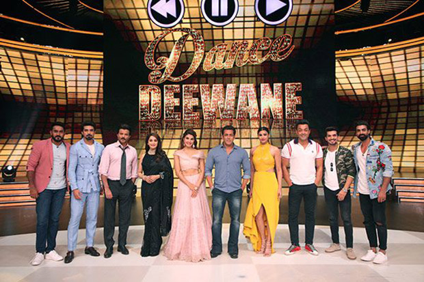Watch: Salman Khan, Anil Kapoor, Jacqueline Fernandez, Madhuri Dixit groove to My Name is Lakhan