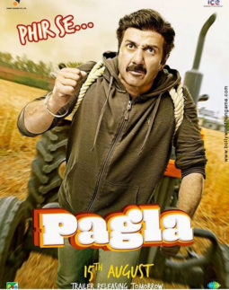 First Look Of The Movie Yamla Pagla Deewana Phir Se