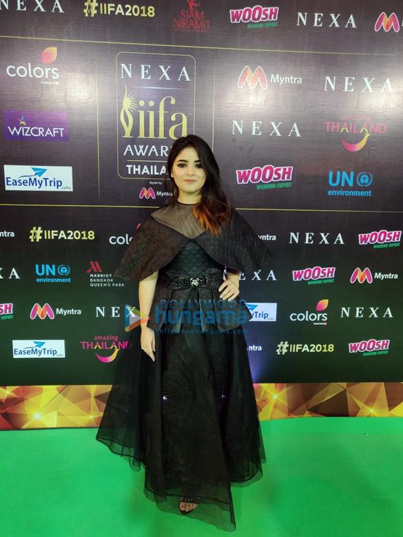Kartik Aaryan, Zaira Wasim, Bobby Deol and others grace the