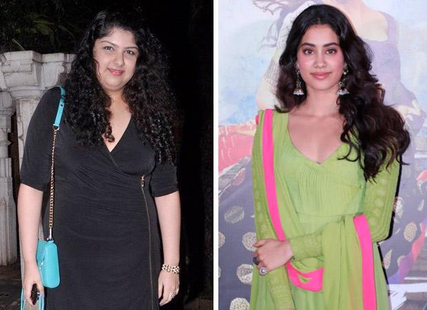 Anshula Kapoor makes a heartfelt post wishing little sister Janhvi Kapoor for Dhadak