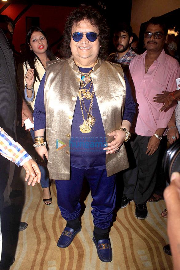 Bappi Lahiri graces the launch of 'Bombay Talkies' music company (4)