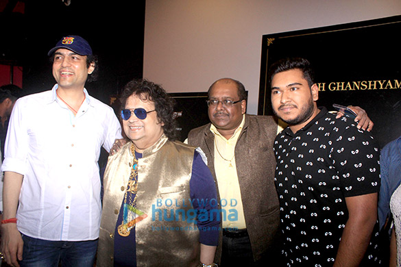 Bappi Lahiri graces the launch of 'Bombay Talkies' music company (5)
