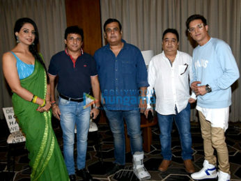 Cast of the film Saheb Biwi Aur Gangster 3 snapped promoting the movie