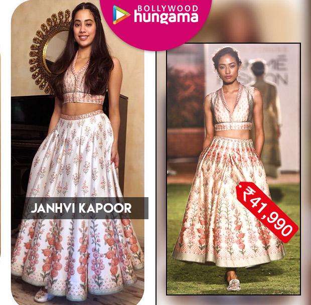 Celebrity Splurges - Janhvi Kapoor