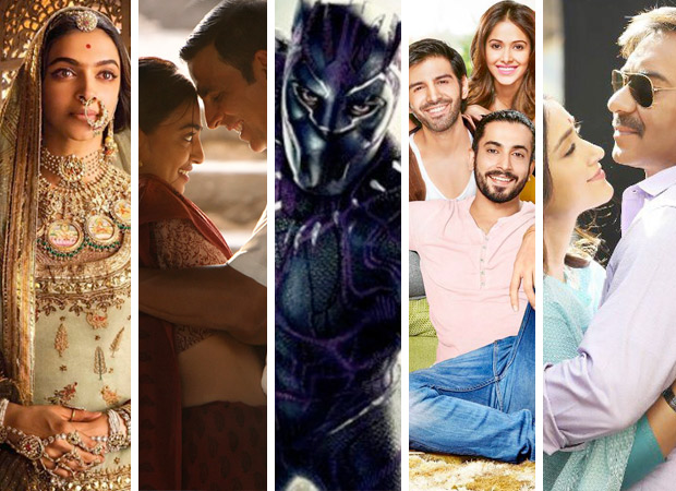 Half-yearly survey From Padmaavat to Sanju, Bollywood booms with blockbusters