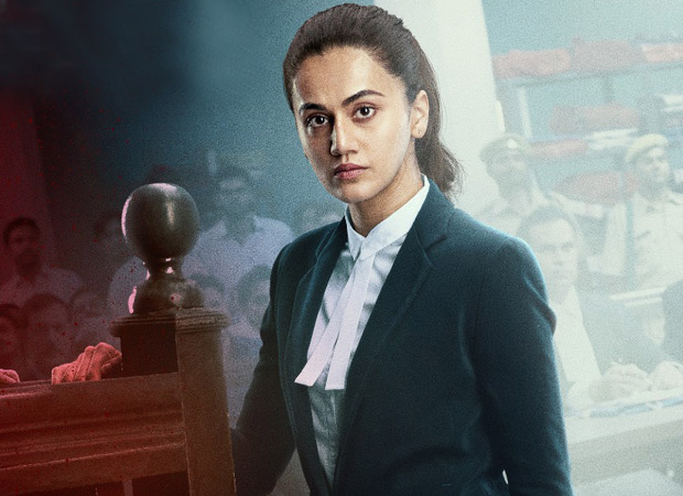 Here is why Taapsee Pannu chose to star in Anubhav Sinha's Mulk