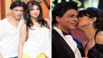 Jab Priyanka Chopra met Shah Rukh Khan for the FIRST time, here's what went down