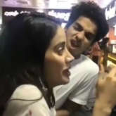 Janhvi Kapoor fumbles while ordering a pizza; Ishaan Khatter can't stop laughing (watch video)