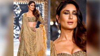 Kareena Kapoor Khan for Falguni and Shane Peacock at India Couture Week 2018 (featured)