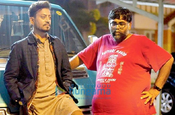 On The Sets Of The Movie Karwaan