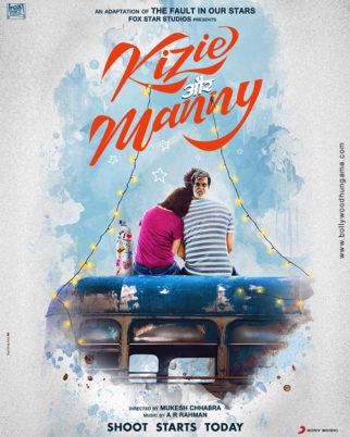 First Look Of Kizie Aur Manny