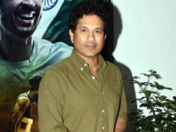 Master Blaster Sachin Tendulkar @Special Screening of 'Soorma'